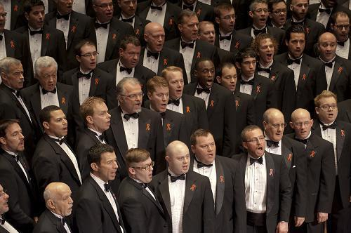 "The Boston Gay Men's Chorus presents ""Seize the Day!"""
